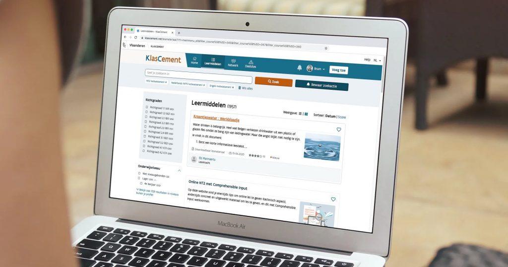 Zoeken op richtgraad voor NT2 en andere taalvakken in Volwassenenonderwijs